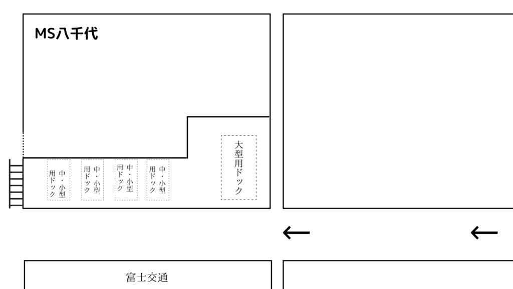 MS八千代(デイネットクリエイション) 見取り図